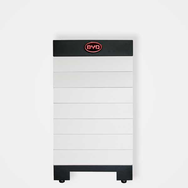 Литий-железо-фосфатные аккумуляторы  BYD B-Box H9.0