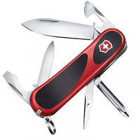 Нож Складной Мультитул Викторинокс Victorinox EVOGRIP 11 (85мм, 13 функции) красно-черный 2.4803.C
