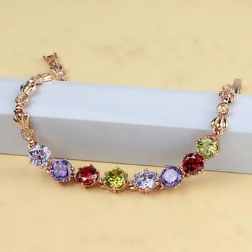 НОВИНКИ! Позолоченные кольца и браслеты с камнями!