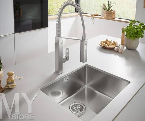 Мойка GROHE Sink K700U 540x440 31574SD0 сатин