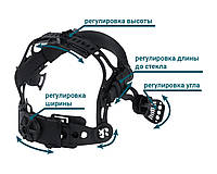 Наголовник для маски Хамелеон Artotic SUN9L