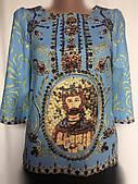 Женская блуза by D&G, размер XS