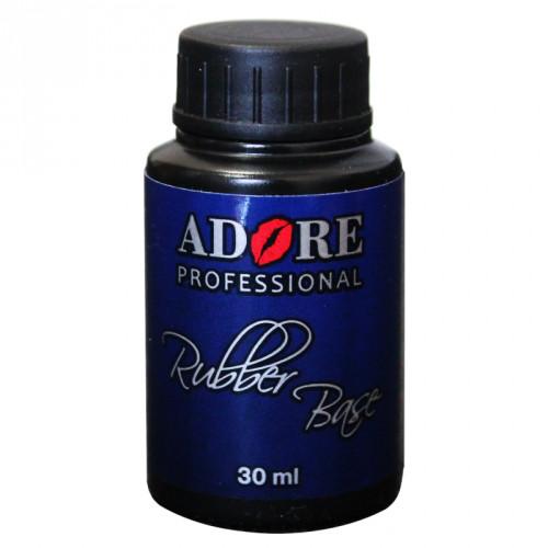 База для ногтей каучуковая Adore Professional 30 мл