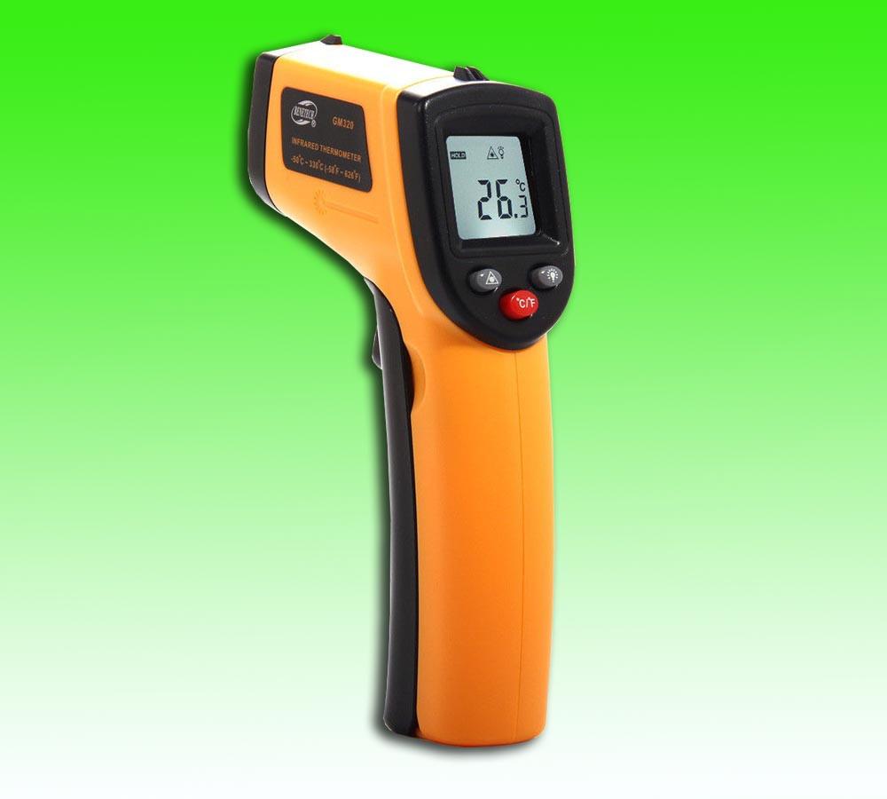 Термометр инфракрасный бесконтактный, пирометр