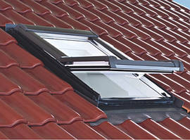 Мансардне вікно Roto Designo R45 (дерев'яне) 114х118 см