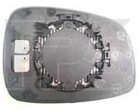 Вкладыш зеркала пра. обогрев Suzuki Swift 05-10