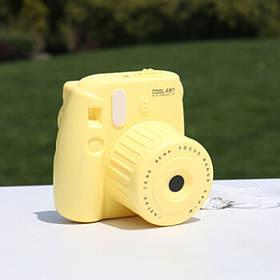 Вентилятор Фотоаппарат Yellow