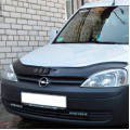 Дефлектор капота, мухобойка Opel Combo 2003-> VIP