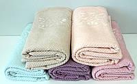 """Махровое полотенце  для сауны """"NADIR"""" 90*150 см (хлопок 100% Турция)"""