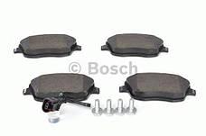 Колодка торм. диск. VW POLO, SEAT IBIZA V передн. (пр-во Bosch), фото 3