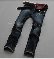 Джинсы мужские.Мужские демисезонные джинсы., фото 1