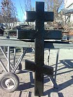 Крест православный габбро