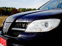 Бампер передний Mitsubishi Outlander