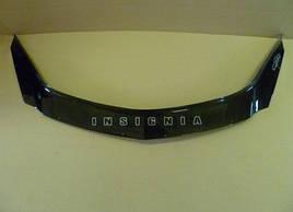 Дефлектор капота, мухобойка Opel Insignia A с 2008 г.в. VIP