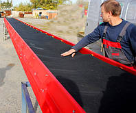 Ленточный транспортер ширина 300 мм длинна 1 м.