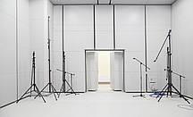 Акустическая камера и оборудование для измерения уровней шумов Theseus Lab