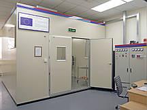 Калориметрическая комната для измерения энергоэффективности бытовых приборов для приготовления пищи