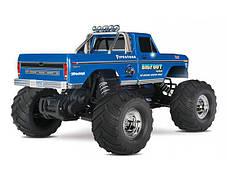 Автомобиль Traxxas BigFoot Monster 1:10 RTR 413 мм 2WD 2,4 ГГц (36034-1), фото 3
