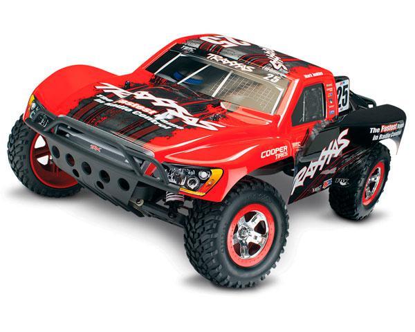 Автомобиль Traxxas Slash Short Course 1:10 RTR 568 мм 2WD 2,4 ГГц (58034-1 MARK JENKINS)
