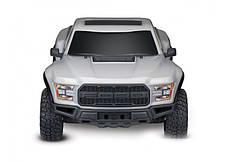 Автомобиль Traxxas Ford F-150 Raptor: 1:10 RTR 568 мм 2WD 2,4 ГГц (58094-1 Silver), фото 2