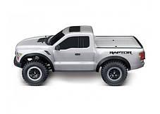 Автомобиль Traxxas Ford F-150 Raptor: 1:10 RTR 568 мм 2WD 2,4 ГГц (58094-1 Silver), фото 3