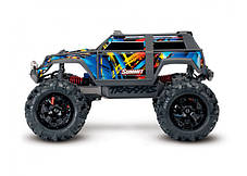 Автомобиль Traxxas Summit Monster 1:16 RTR 320 мм 4WD 2,4 ГГц (72054-5), фото 3