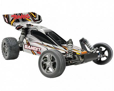 Автомобиль Traxxas Bandit VXL Brushless Buggy 1:10 RTR 413 мм 2WD TSM 2,4 ГГц (24076-3 HWN), фото 2