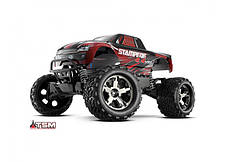 Автомобиль Traxxas Stampede Brushless Monster 1:10 ARTR 500 мм 4WD TSM 2,4 ГГц (67086-4 Red), фото 2