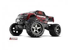 Автомобиль Traxxas Stampede Brushless Monster 1:10 ARTR 500 мм 4WD TSM 2,4 ГГц (67086-4 Red), фото 2