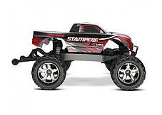 Автомобиль Traxxas Stampede Brushless Monster 1:10 ARTR 500 мм 4WD TSM 2,4 ГГц (67086-4 Red), фото 3