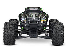 Автомобиль Traxxas X-Maxx Brushless Monster 8S 1:5 RTR 779 мм 4WD TSM 2,4 ГГц (77086-4 Green), фото 2