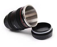 Кружка-термос в виде объектива Cup camera lens!Скидка