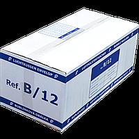 Бандерольный конверт B12, 200 шт, Filmar Польша Белый, фото 1