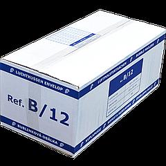 Бандерольный конверт B12, 200 шт, Filmar Польша Белый