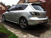 Крышка багажника Mazda 3 Хэтчбек