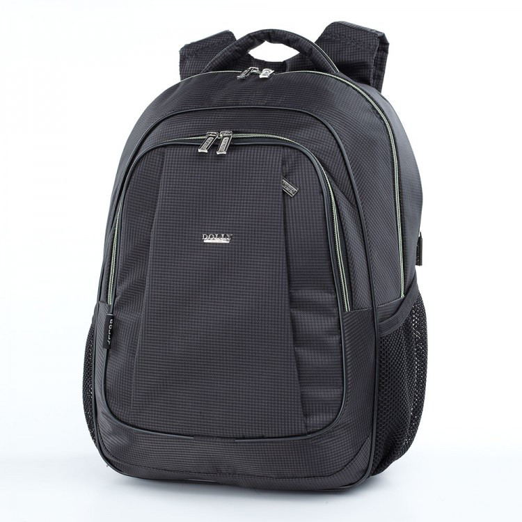 8ec3e3552290 Школьный рюкзак с анатомической спинкой для мальчика Dolly 516 черный -  Styleopt.com в Харькове