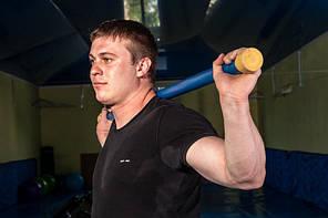 Гимнастическая палка (бодибар) 8 кг