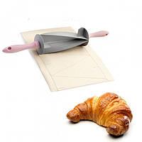Скалка для резки теста Sweet Croissant Cutter!Скидка
