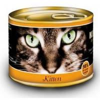KIPPY консервированный корм для котят (паштет), 200г