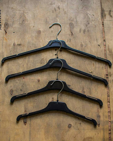 Вешалки с металлическим поворотным крючком для женской или детской одежды 35см, фото 2