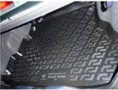 Коврик в багажник пластиковый для  Renault  Clio (1999-2006)  (Lada Locker)