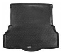 Килимок в багажник пластиковий для Ford Mondeo 2007-2014, седан, (Lada Locker)