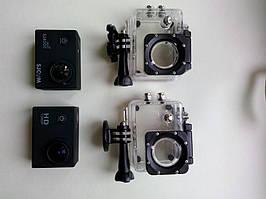 Камеры и кейсы в сравнении.