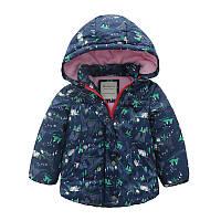 Куртка для девочки Лес Meanbear. Сертифицированная компания. 32a1f6ced7038