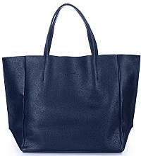 Женская кожаная сумка POOLPARTY SOHO poolparty-soho-darkblue