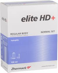 Гідросумісний А-силікон Elite HD+ Regular Body Normal Set (2х50л)