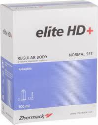 Гідросумісний А-силікон Elite HD+ Regular Body Normal Set (2х50л), фото 2