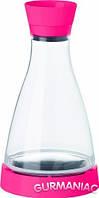 Графин для охлаждения напитков EMSA FLOW FRIENDS 1 л. ярко-розовый (EM514284)