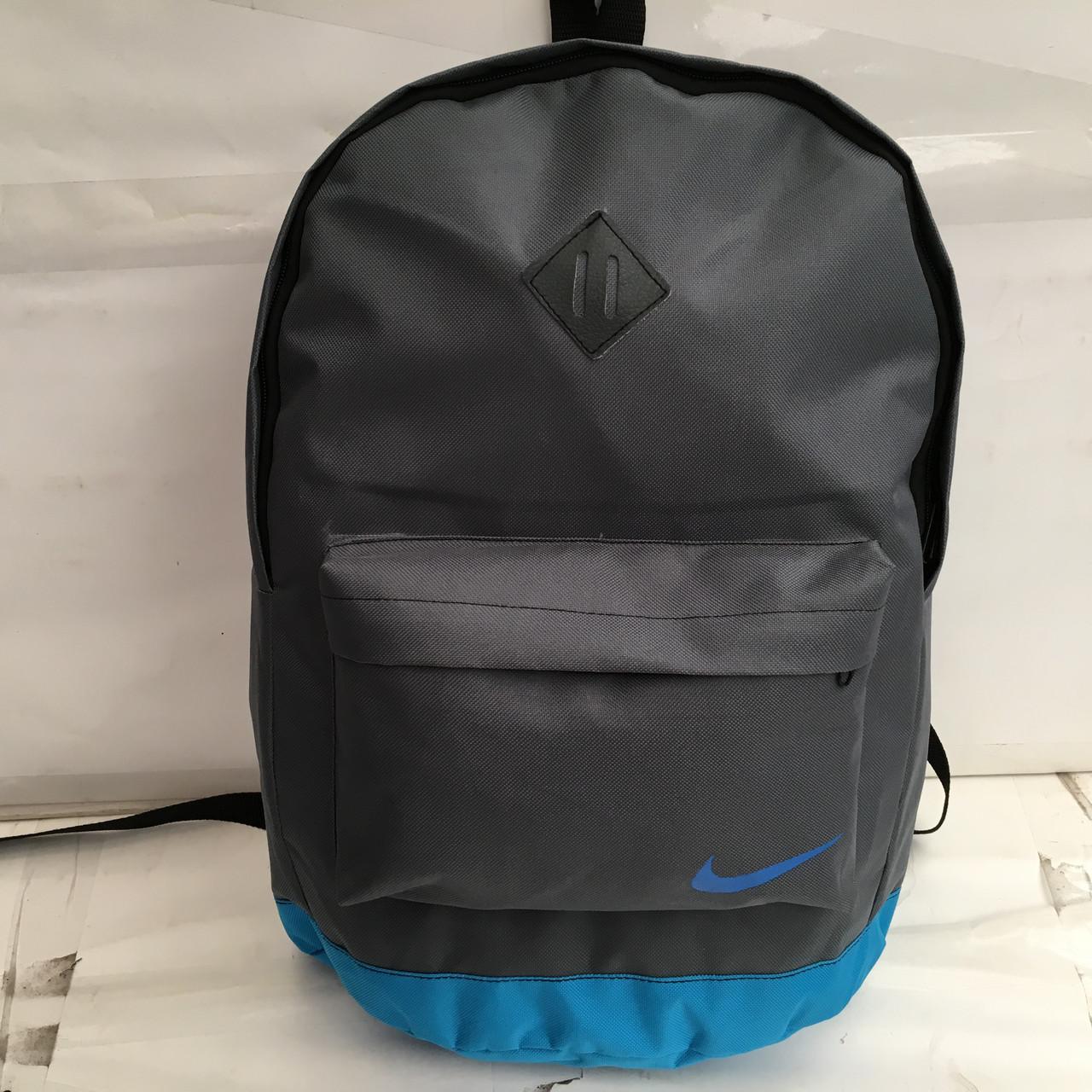 188b1d8b9052 Городской стильный рюкзак повседневный найк,Nike (прямые продажи ) 31*44  только ОПТ