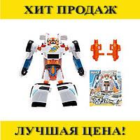 Игрушка Трансформер Mini Tobot-Zango